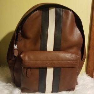 Nwt Coach Charles backpack